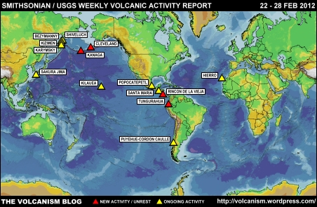 SI/USGS Weekly Volcanic Activity Report 22-28 February 2012