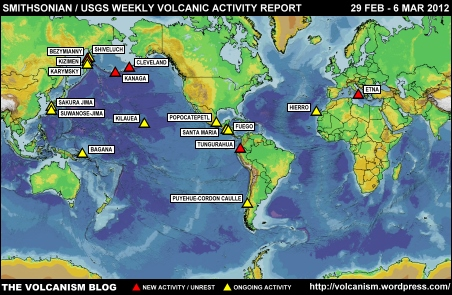 SI/USGS Weekly Volcanic Activity Report 29 February - 6 March 2012