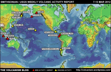 SI/USGS Weekly Volcanic Activity Report 7-13 March 2012