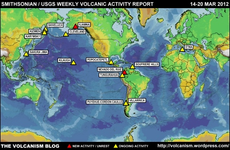 SI/USGS Weekly Volcanic Activity Report 14-20 March 2012